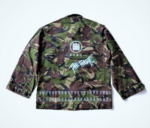 "UNITED ARROWS""束矢商店""×Take Product コラボジャケット"