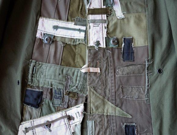 TP.Rebuilding Guerrilla Jacket Series.