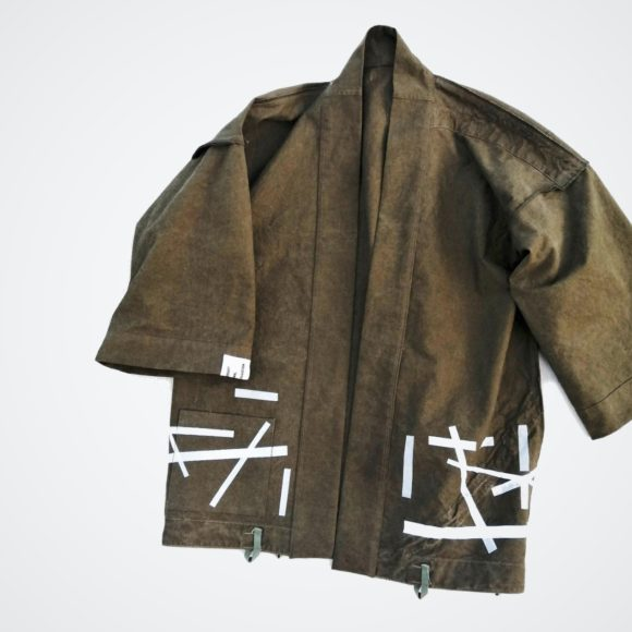 法被Jacket(Military tent cloth)